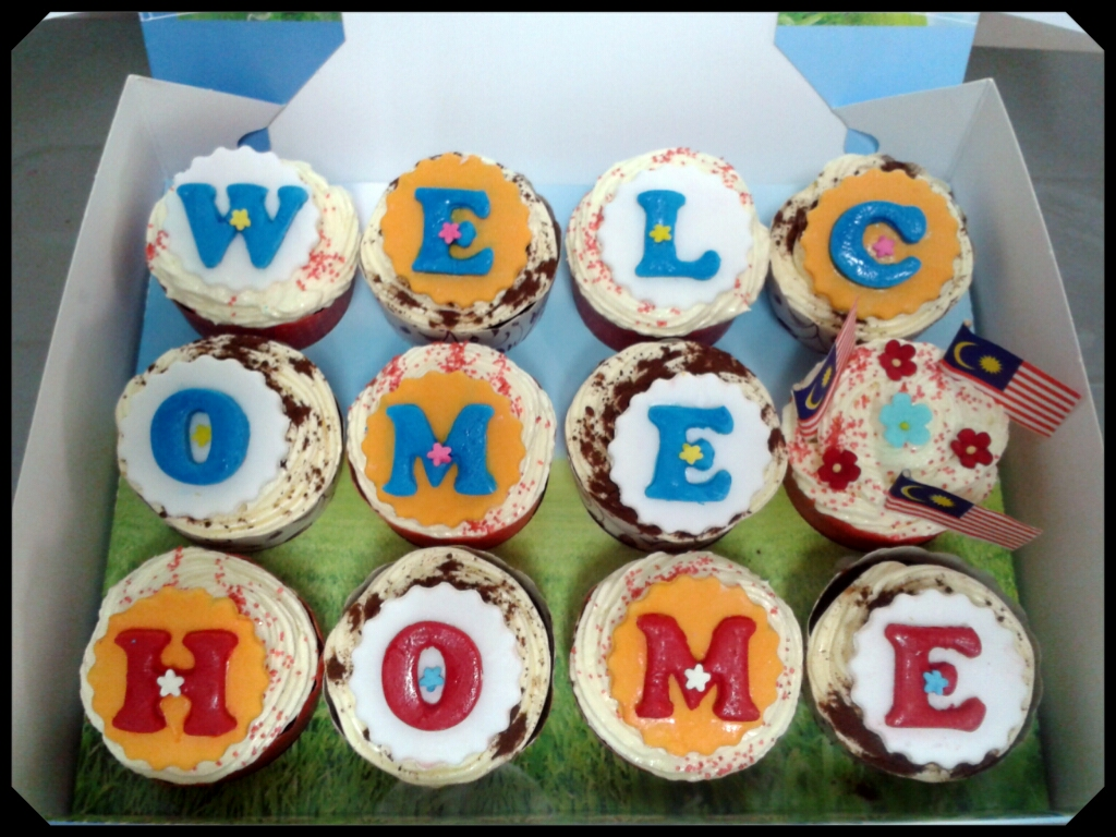 Dcupcakes Marty 39 S Welcome Home Cupcakes
