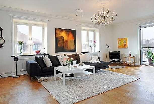 Modern interior designs home decorating ideas new home for Modern flat interior