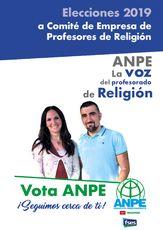Información Elecciones Religión 2019