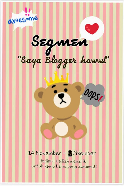 "Segmen ""Saya Blogger Hawwt"" by Labyrinth"
