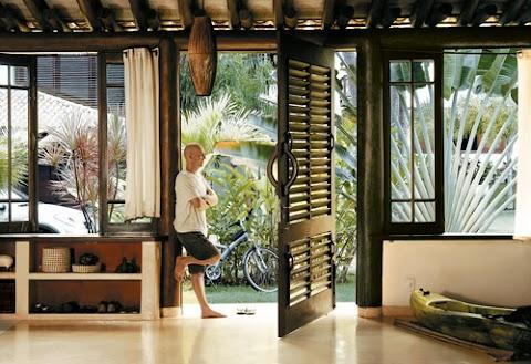 Casa estilo Bali