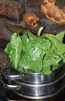 Sea beet for steaming