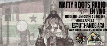 ESCUCHA: NATTY ROOTS RADIO