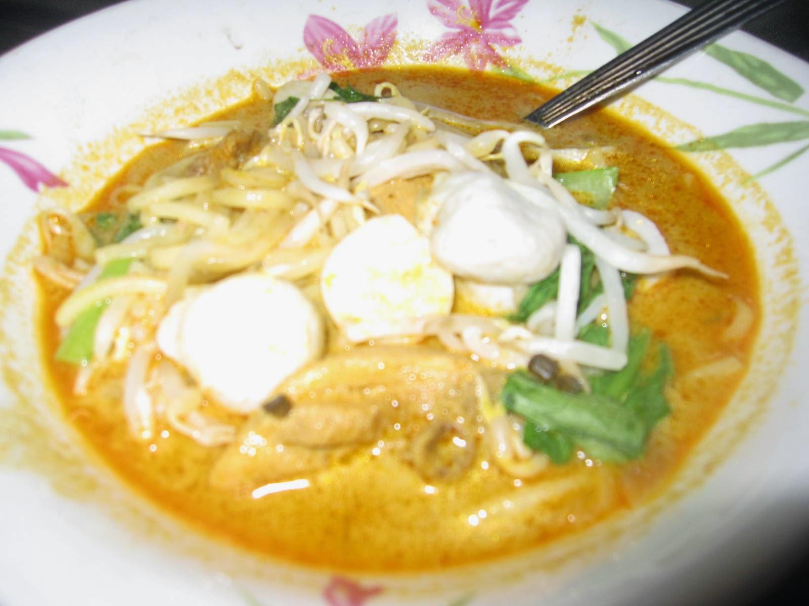 Resepi Mee Kari