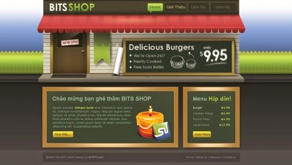 thiết kế website bán hàng giá rẻ tại hà nội