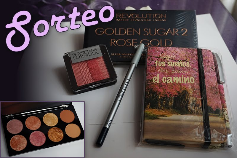 sorteo otoño LA VIE EN ROSE MAKE-UP