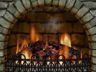 Fireplace Screensaver