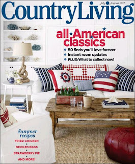 Magazine Country Living/The English Garden/ELLE Decor - Julai & Ogos 2012