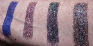 Chequered Lily Apothecary Swatches