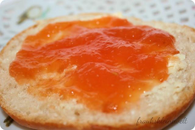 Rezept Apfel Tomaten Marmelade