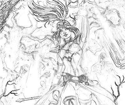 Diablo 3 Wizard Power Yumiko Fujiwara