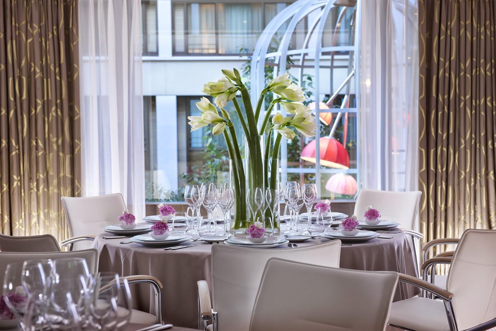 Paris Meeting Venue Oolong Darjeeling