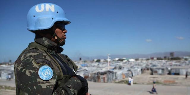 Operaciones de mantenimiento de la paz y ONU