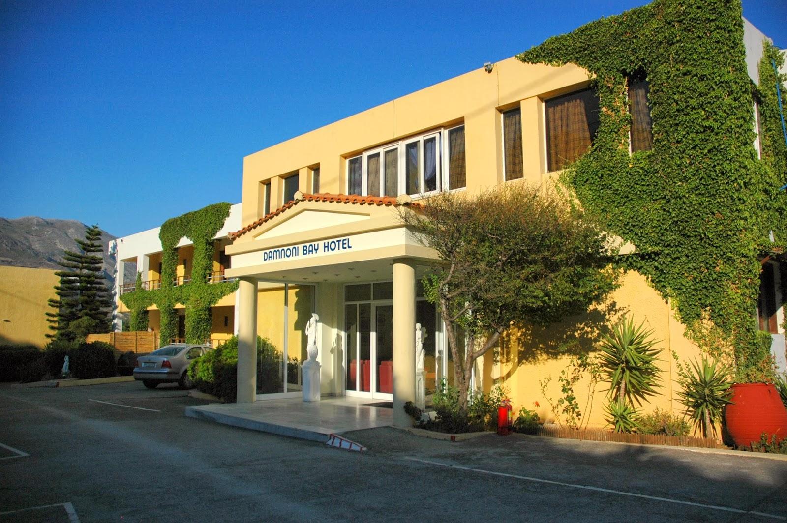 Damnoni Bay Hotel