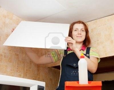 Memilih jenis dan model plafon untuk rumah