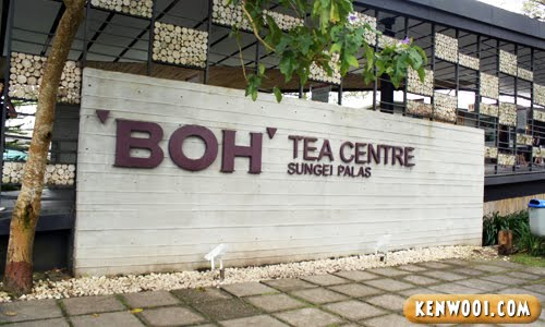 cameron highlands boh tea centre