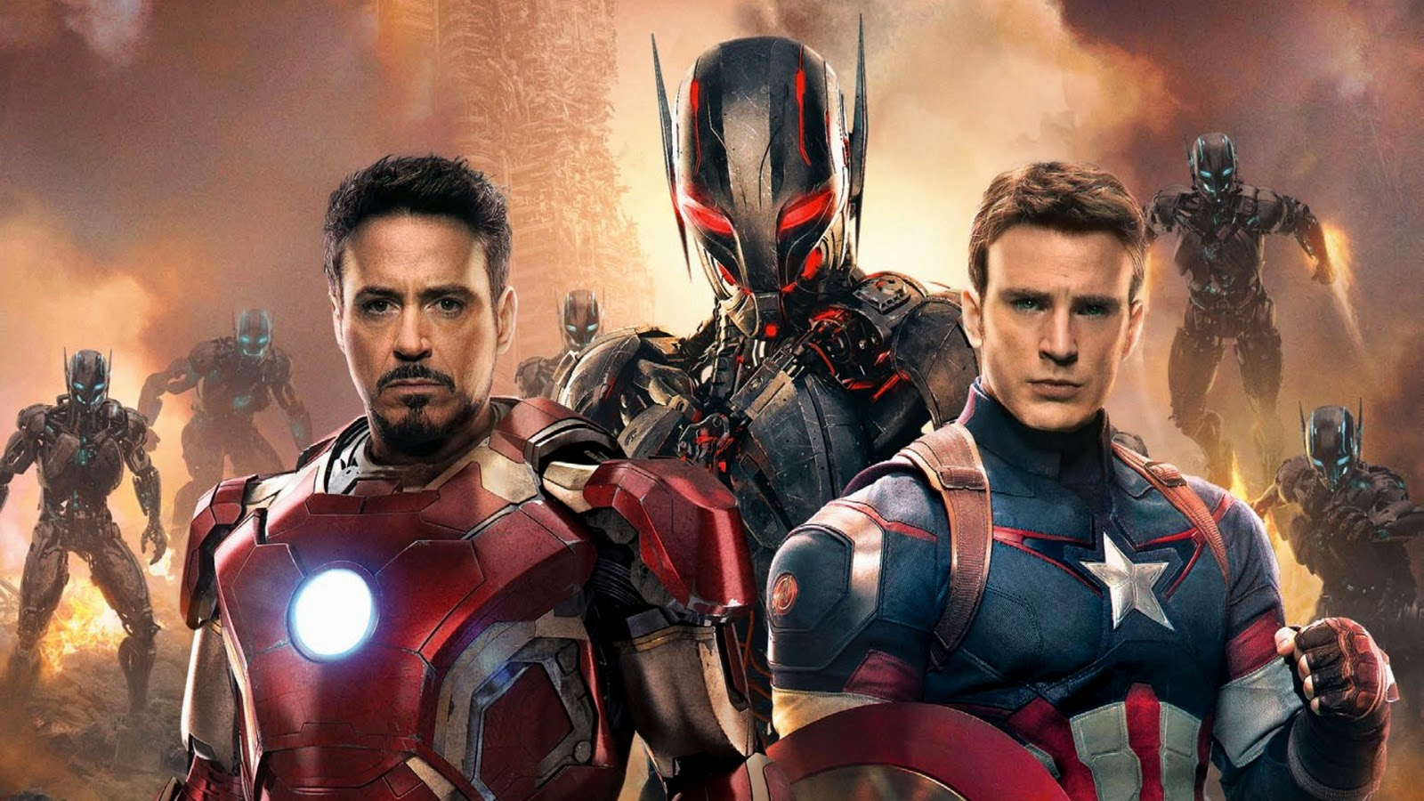 Sinopsis Film The Avengers : Age of Ultron (2015) Bahasa Indonesia