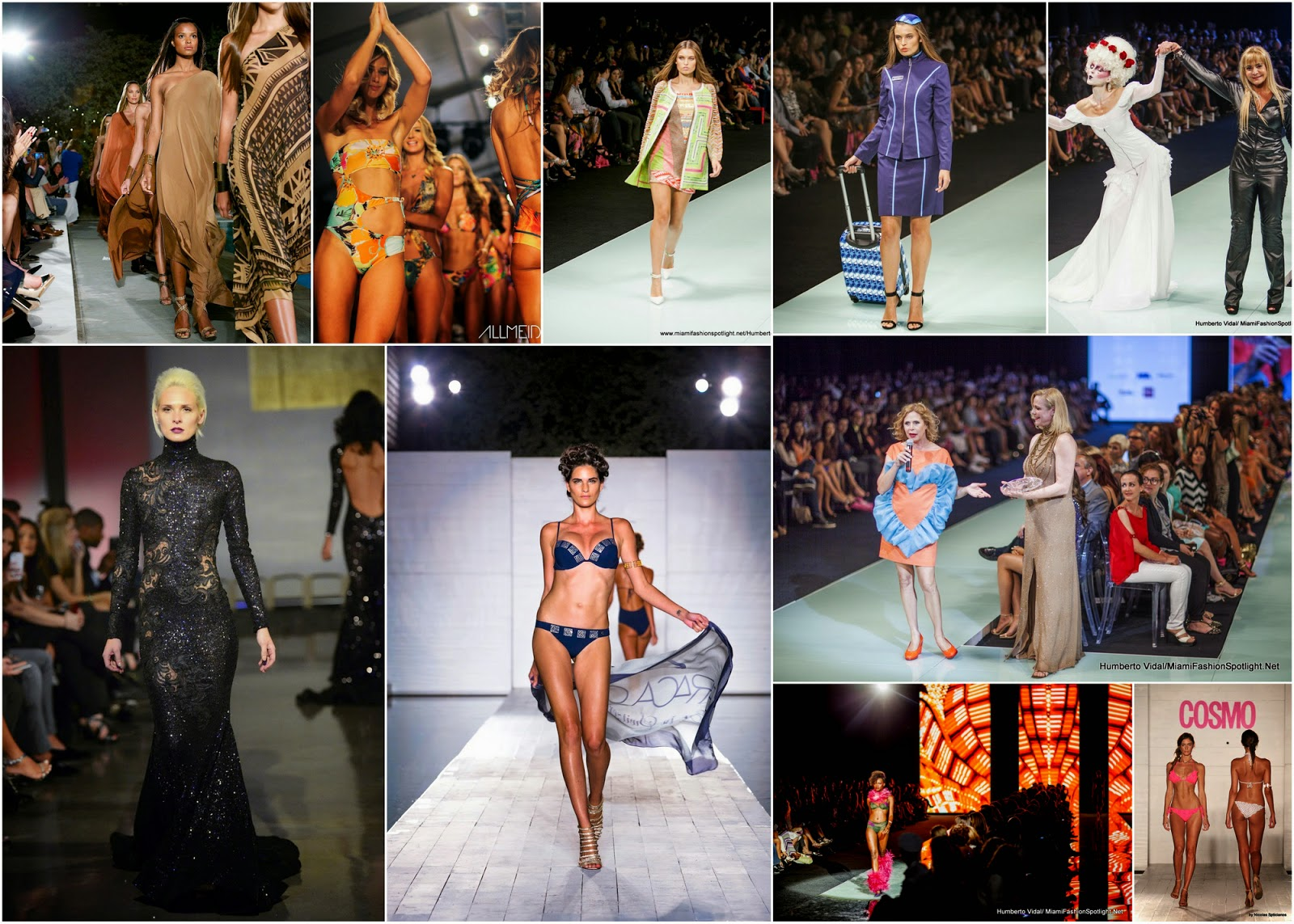 REVIEWING 2014: Top 10 Fashion Shows in Miami