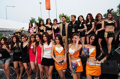 พริตตี้ สาวสวย งาน ANNIVERSARY VCT PARTY ครั้งที่ 5