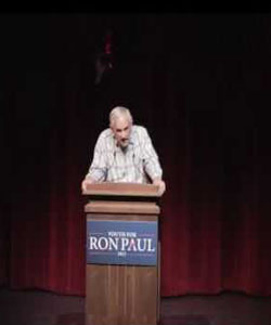 Ron Paul - We've Got Your Back (2012)