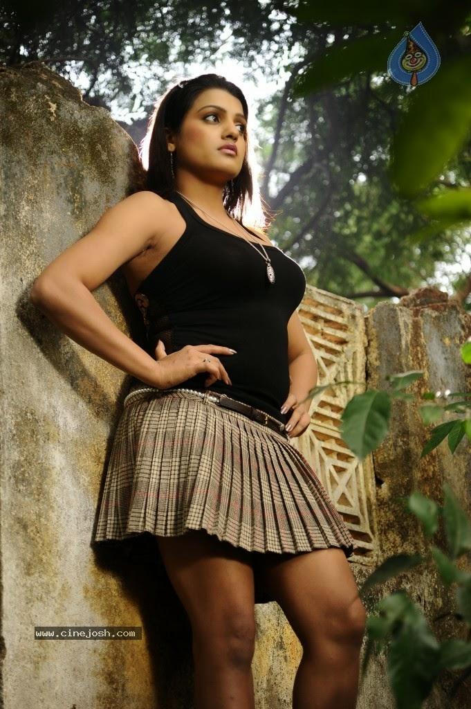 Tashu Kaushik mini skirt