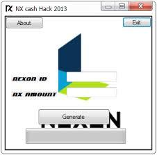 Nexxon NX argent GRATUIT generateur piratage