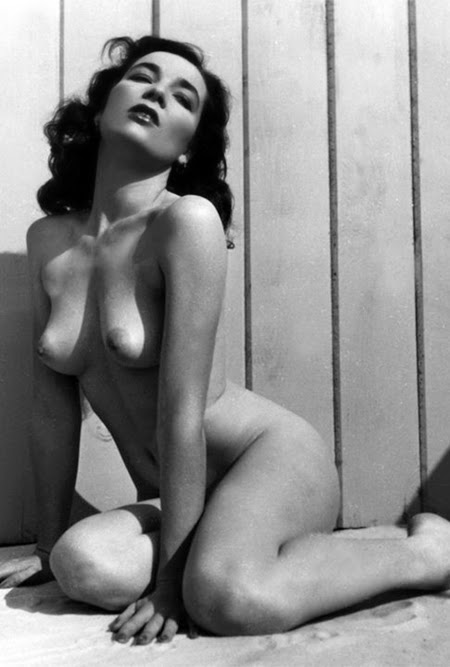 Margie Harrison - Playmates  1954