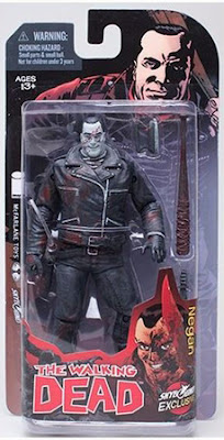 McFarlane Toys The Walking Dead (Comic Series) Negan Exclusive Figure B&W Variant