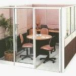 Kantor Partisi Meeting Configuration Uno Executive Partition