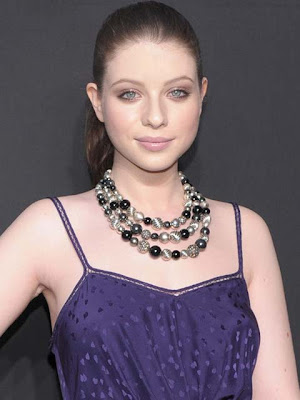 Michelle Trachtenberg Gemstone Beaded Necklace