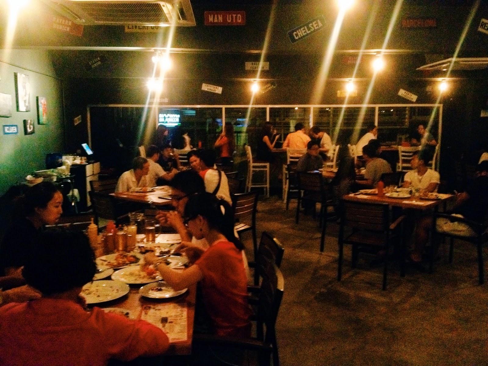 Bob's Kitchen @ Danga Utama, Johor Bahru, Johor, Malaysia