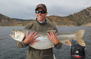 Rick's 37 Pound FG Lake Trout