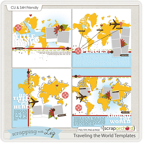 http://scraporchard.com/market/Traveling-the-World-Digital-Scrapbook-Templates.html