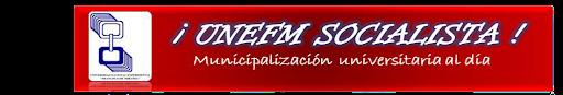 UNEFM SOCIALISTA