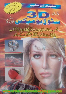 3D Studio Max 9 Urdu Book