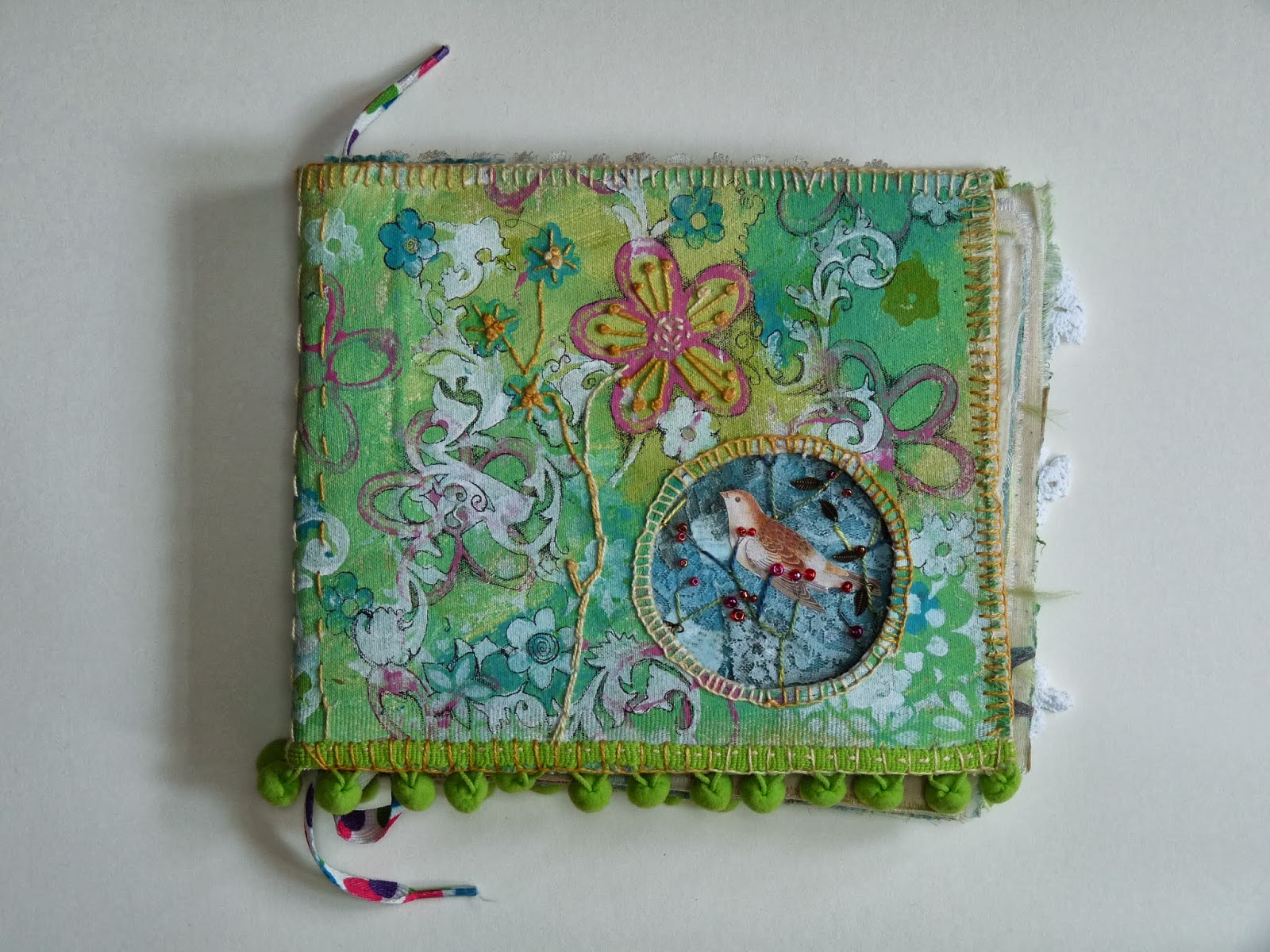 Is A Cloth Book A Hardcover Book ~ Freckles and flowers more fabric books