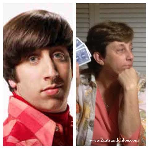 Big Bang Theory - Howard's Mom!