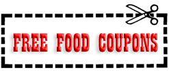 food printable coupons