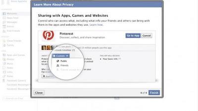 فيس بوك تقدم دليلاً تعليمياً عن سياسات المشاركة والخصوصية في شبكتها للمستخدمين الجدد