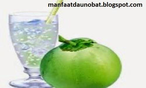 khasiat air putih dan air kelapa