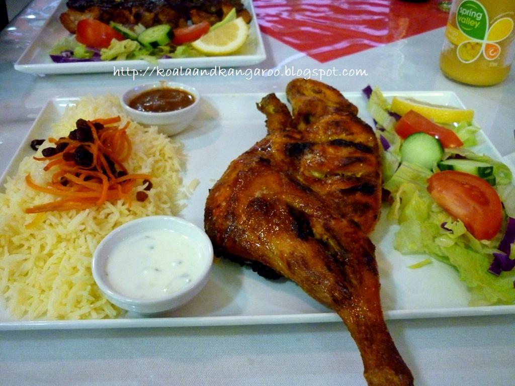 The journey ii afghan cuisine for Afghanistani cuisine