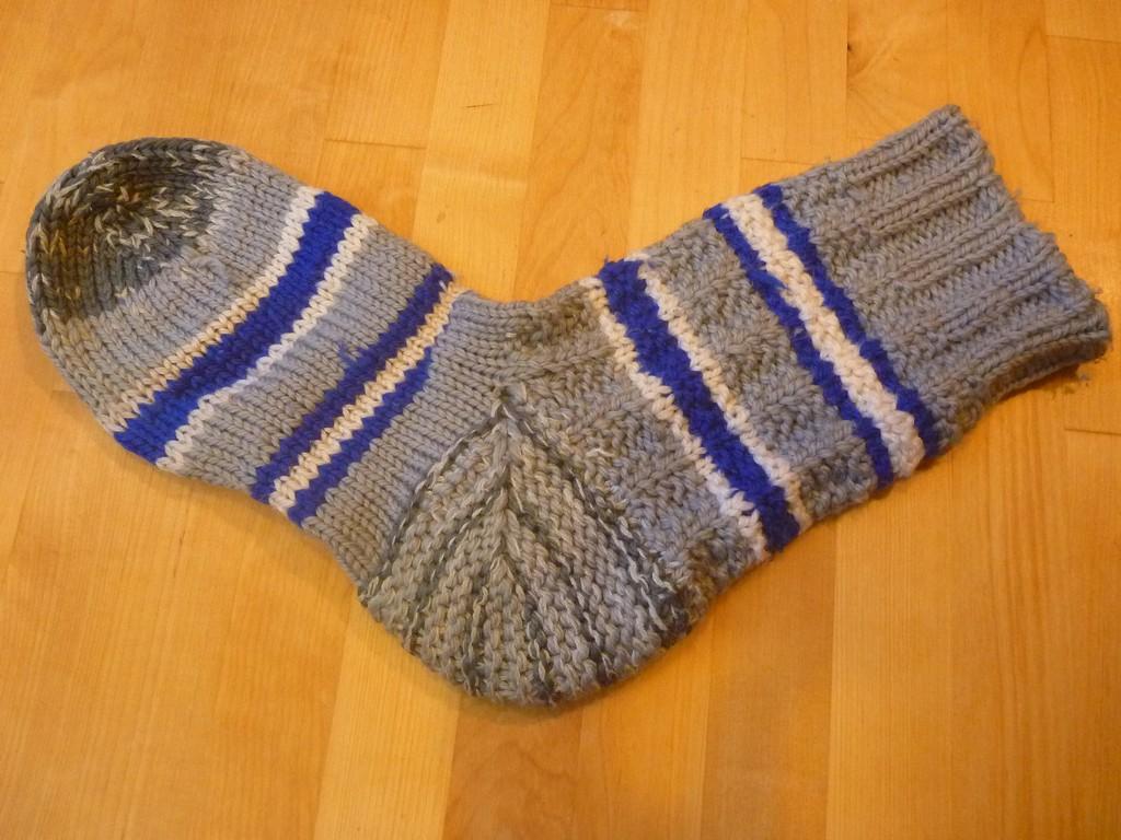 Mistake Rib Knit Stitch In The Round : 2 Stitches: 2015
