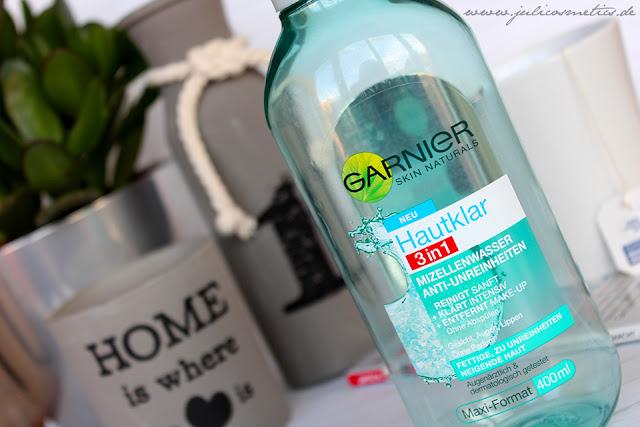 Garnier-Mizellenwasser-Anti-Unreinheiten