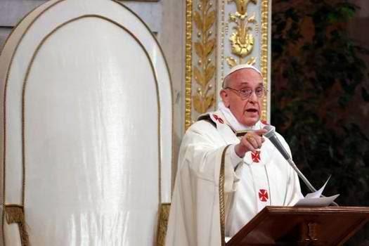 Italian Mafia Are Considering assassinating The Pope