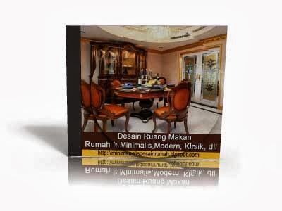 ruang makan rumah klasik