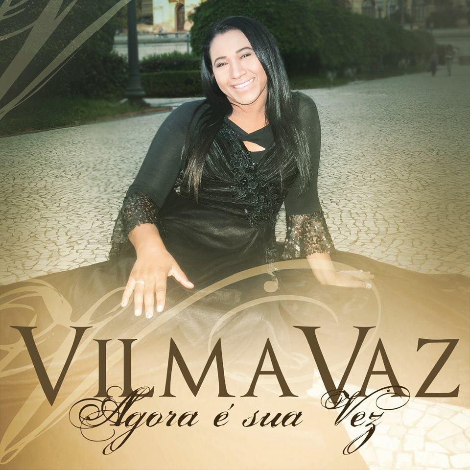 CANTORA CRISTÃ, VILMA VAZ, TERMINOU DE GRAVAR O SEU PRIMEIRO CD.