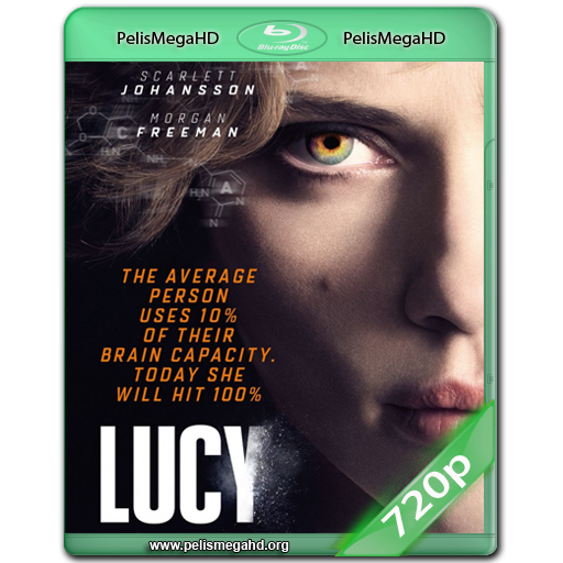LUCY (2014) WEB-DL 720P HD MKV INGLÉS SUBTITULADO