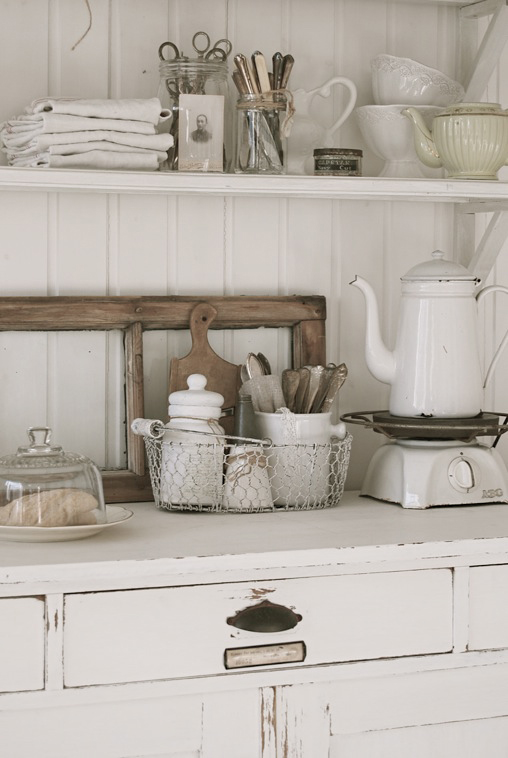 Vintage Rustic Kitchens