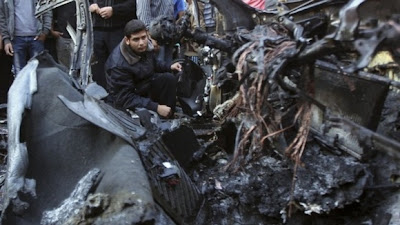 ahmed-al-jafari-car-hamas-israel-attack-gaza