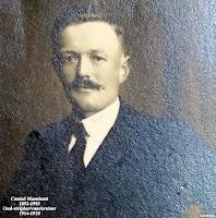Camiel Maenhout op oudere leeftijd Legerarchief Evere